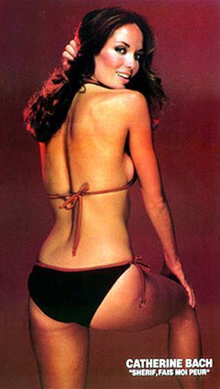 Catherine Bach sexy butt