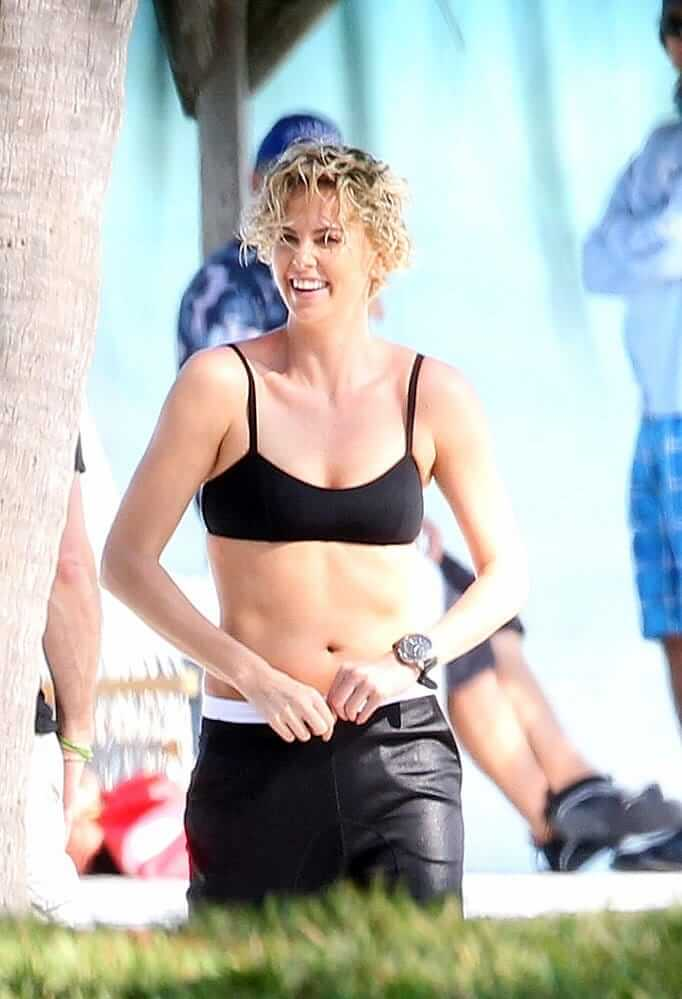 Charlize Theron awesome pics