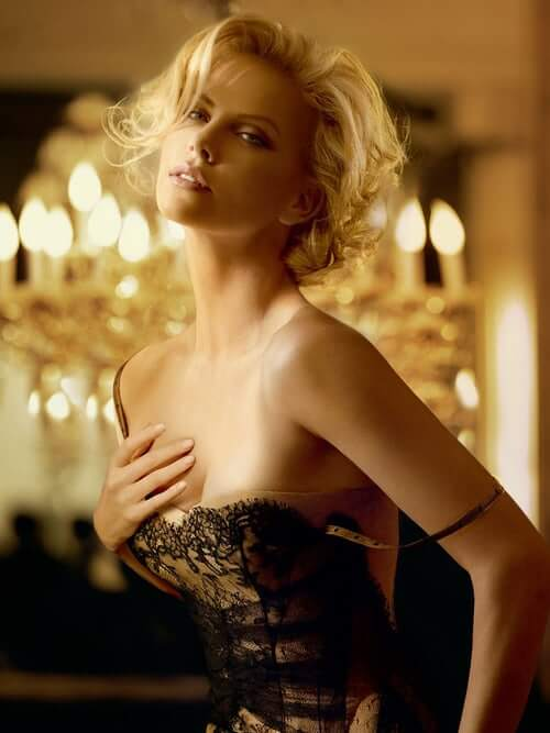 Charlize Theron sexy picture