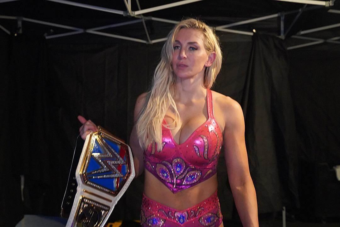 Charlotte Flair sexy boobs (3)
