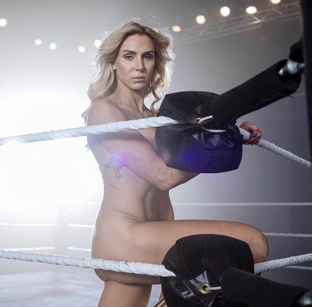 Charlotte Flair sexy nude pics