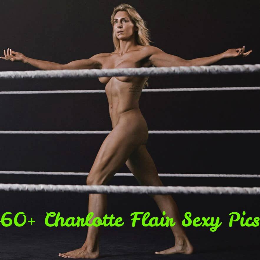 Charlotte Flair sexy pics