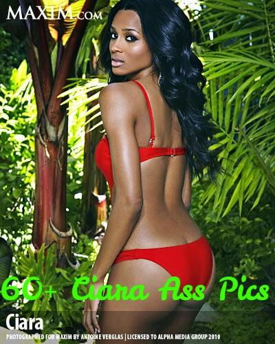 Ciara booty pic