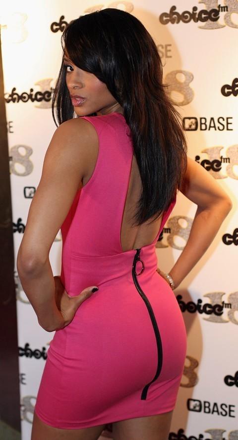 Ciara sexy ass