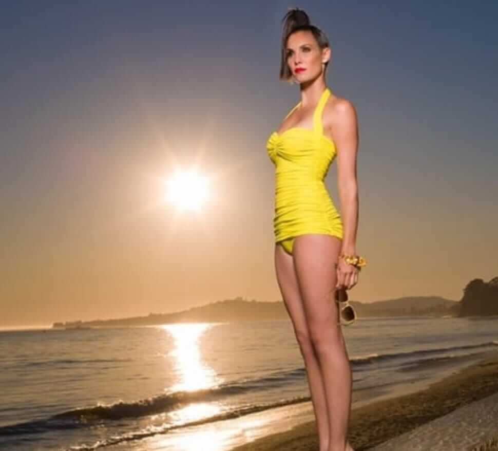 Daniela Ruah legs hot
