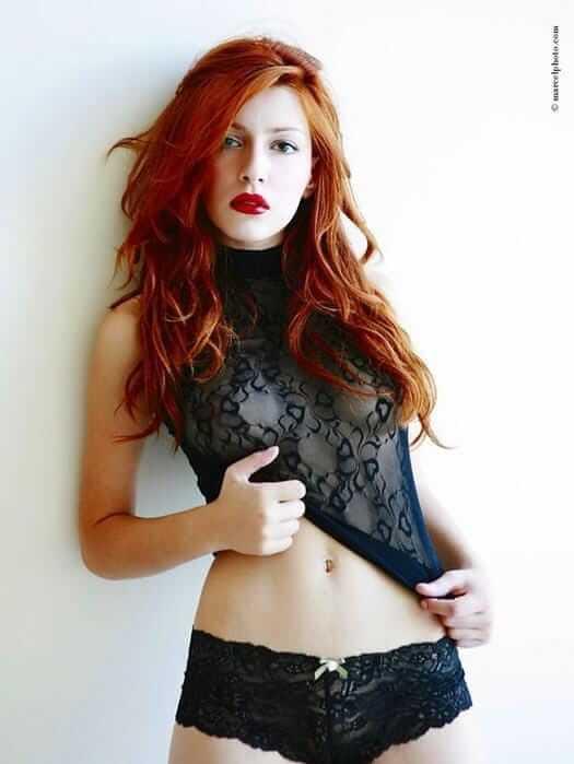 Elena Satine sexy pics