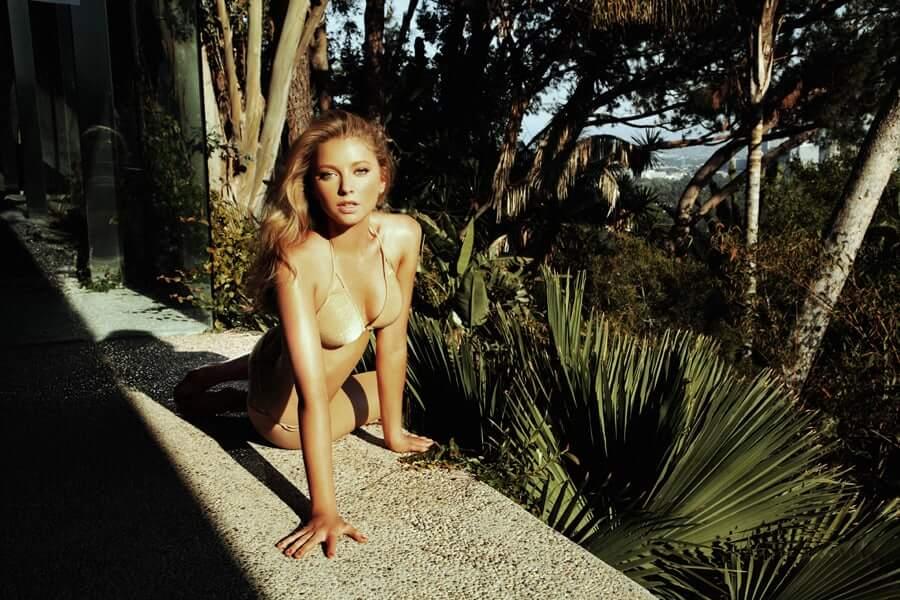 Elisabeth Harnois hot look