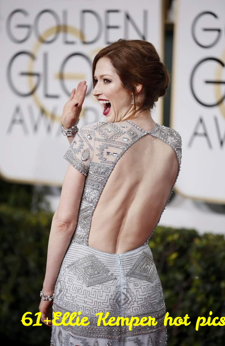 Ellie Kemper wesome ass