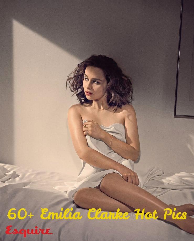 Emilia Clarke sexy pic