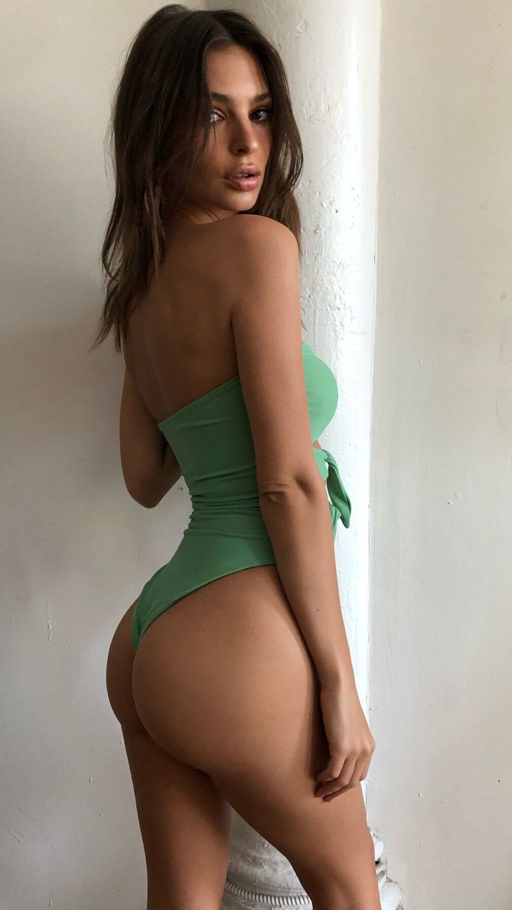 Nice Ass Butt 65 sexy emily ratajkowski booty pictures are simply