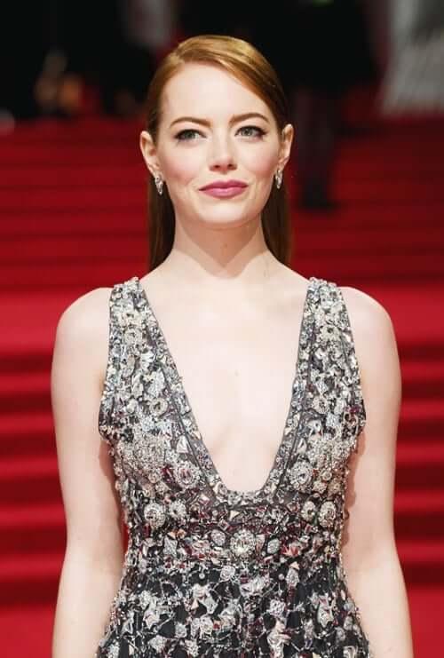 Emma Stone sexy iamge