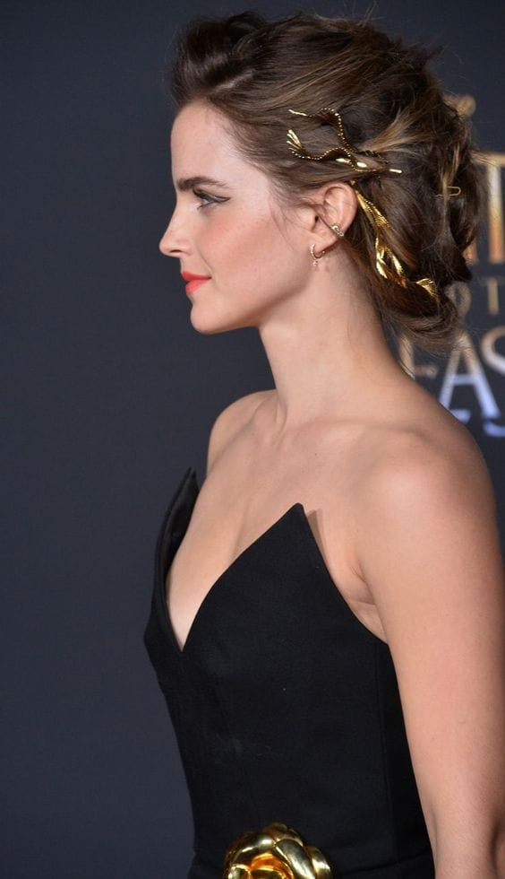 Emma Watson hot side pics