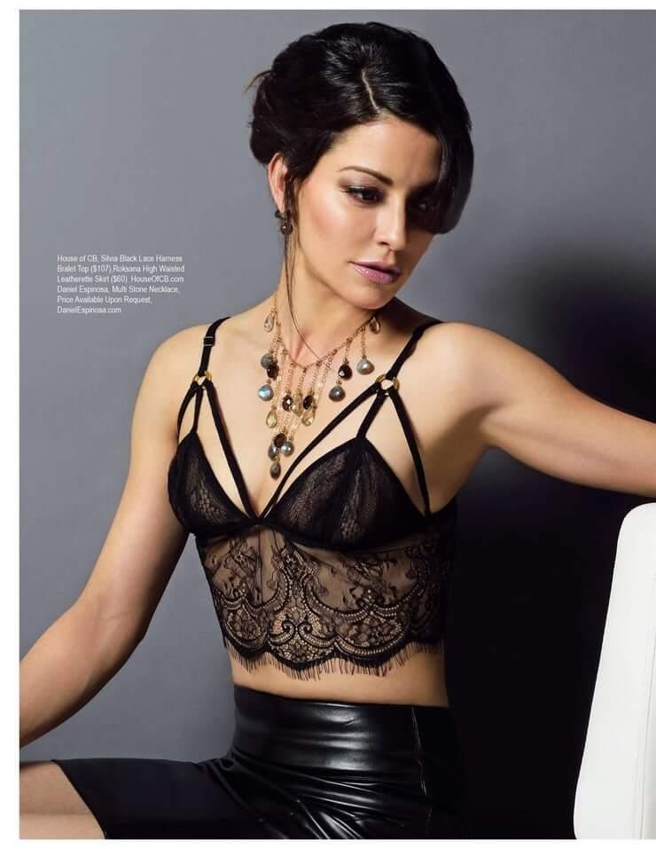 Emmanuelle Vaugier hot photos