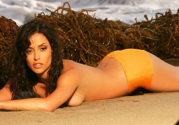 Emmanuelle Vaugier sexy ass pic