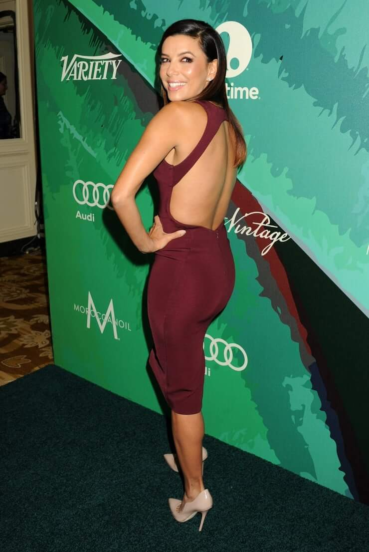 Eva Longoria sexy butt pics