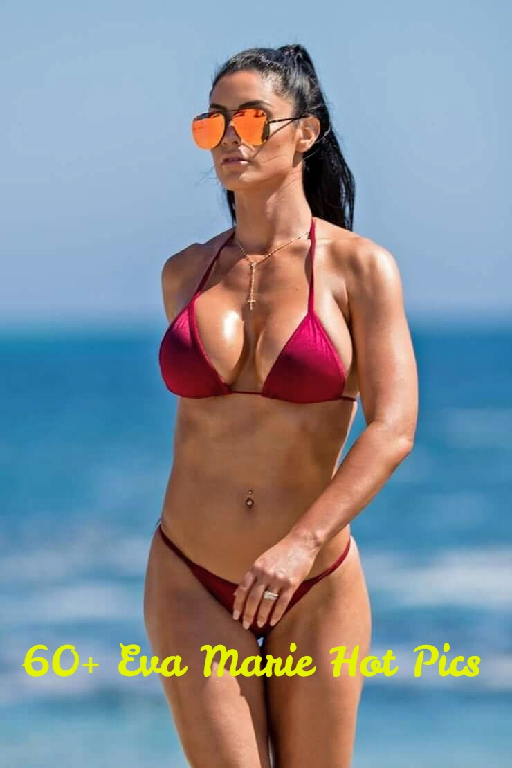 Eva Marie hot pic