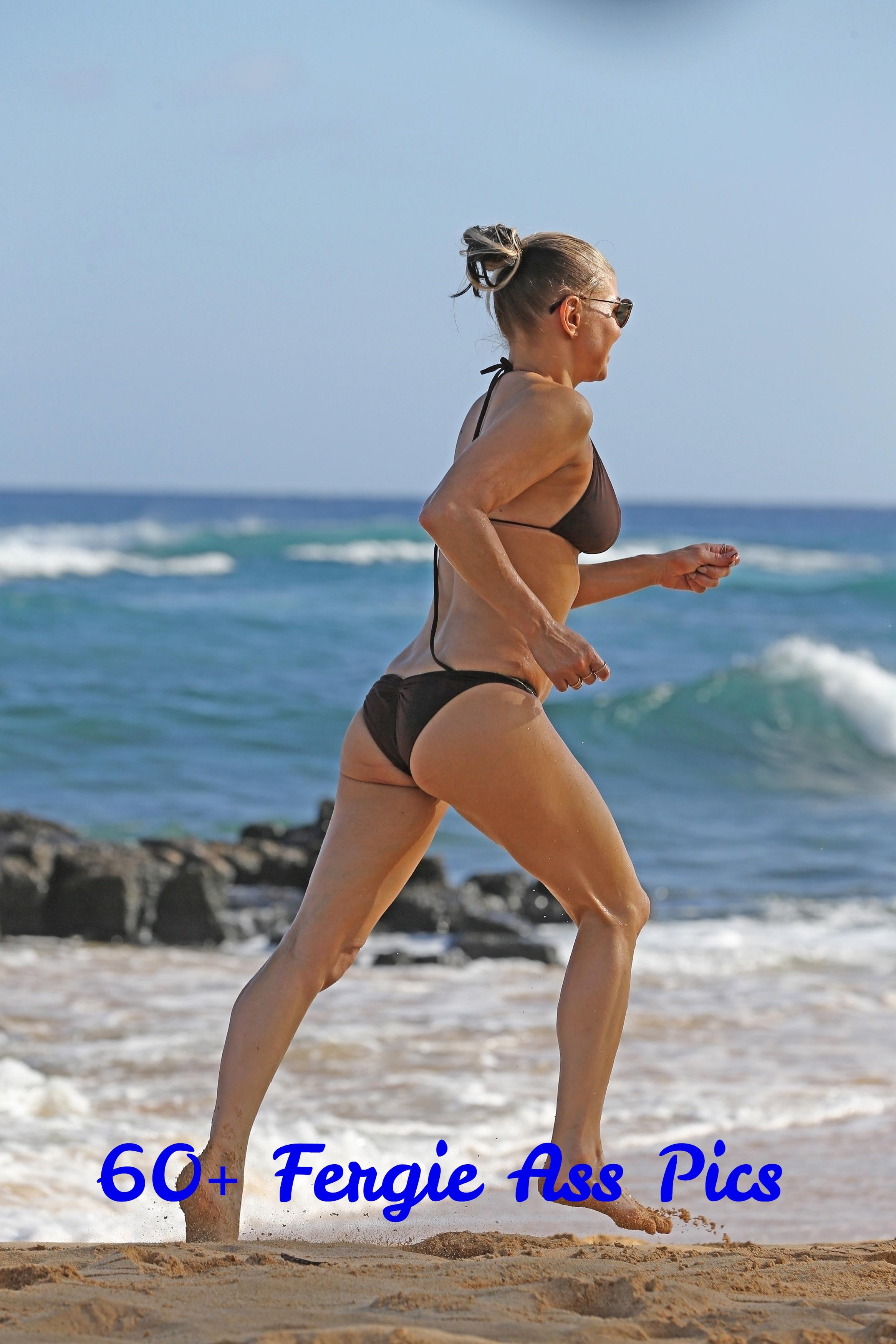Fergie ass pics