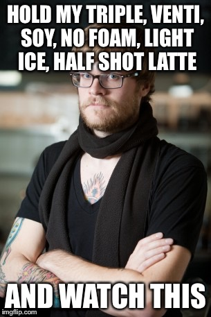 Funny Hipster Barista memes