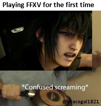 Funny ffxv memes