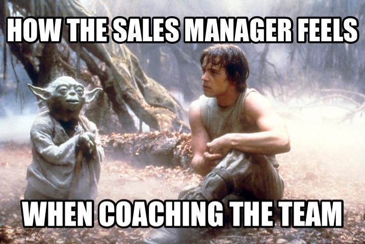 Funny sales memes