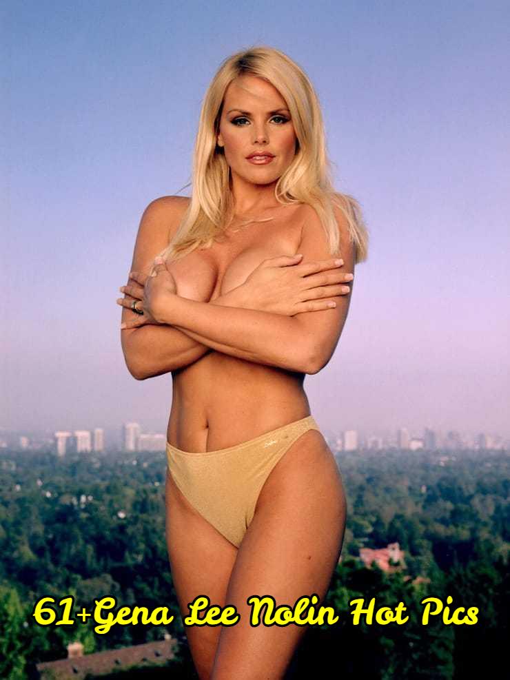 Gena Lee Nolin topless