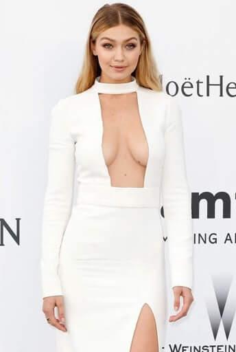 Gigi Hadid boobs
