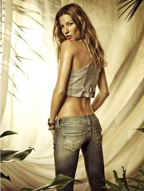 61 Sexy Gisele Bundchen Booty Pictures Reveal Her Lofty And Attractive Physique - GEEKS ON COFFEE