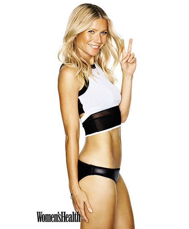 Gwyneth Paltrow hot side pics