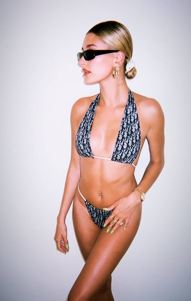 Beth Riesgraf Bikini 61 sexy hailey baldwin booty pictures which make certain to