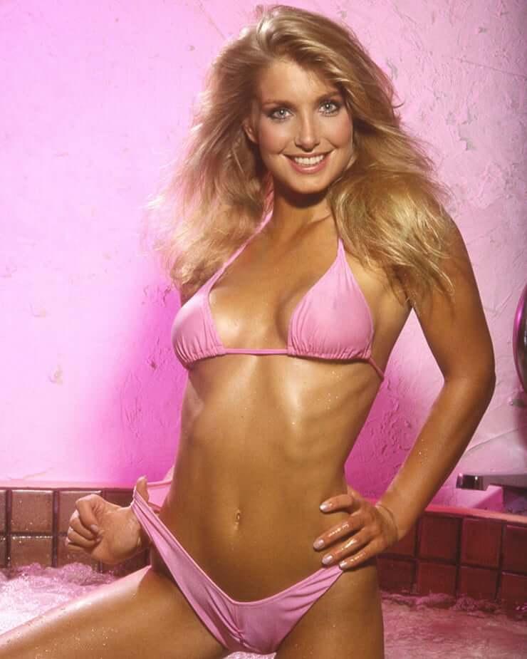 Heather Thomas hot bikini pictures