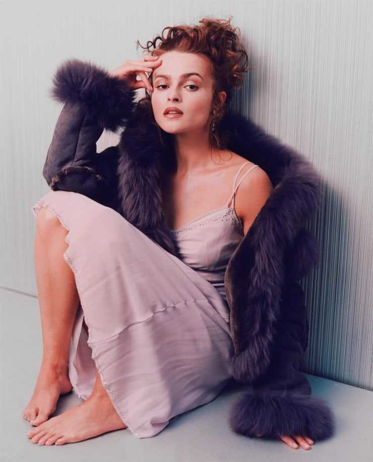 Helena Bonham Carter feet hot