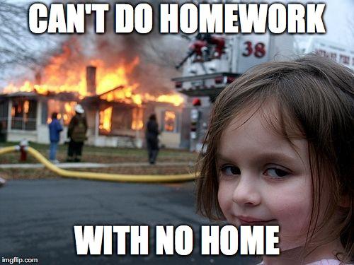 Hilarious Disaster Girl memes