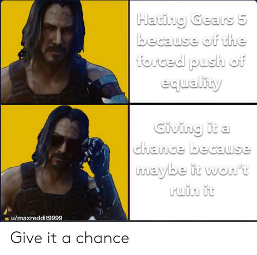 Hilarious Gears 5 memes