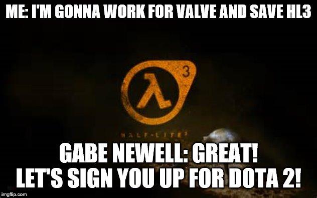 Hilarious Half-Life 3 Confirmed memes