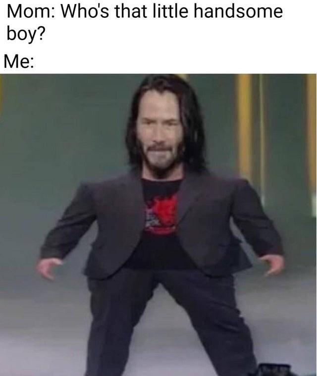 Hilarious Keanu reeves memes