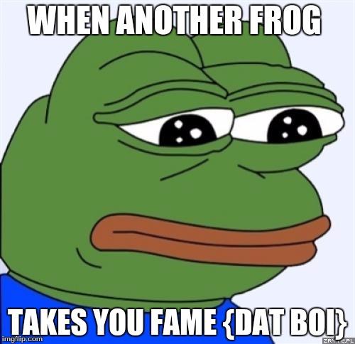 Hilarious Sad frog memes