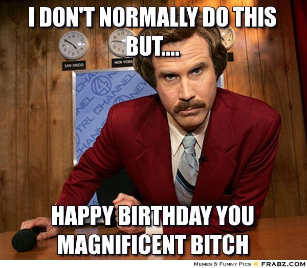 Hilarious adult birthday memes