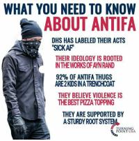 Hilarious antifa meme
