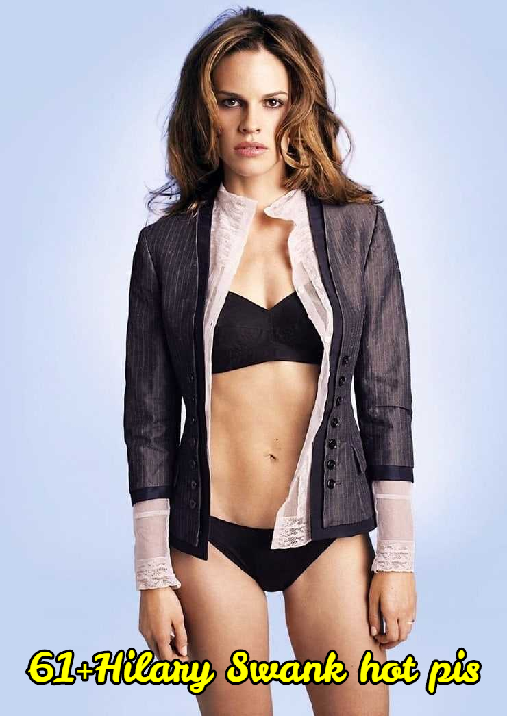 Hilary Swank hot