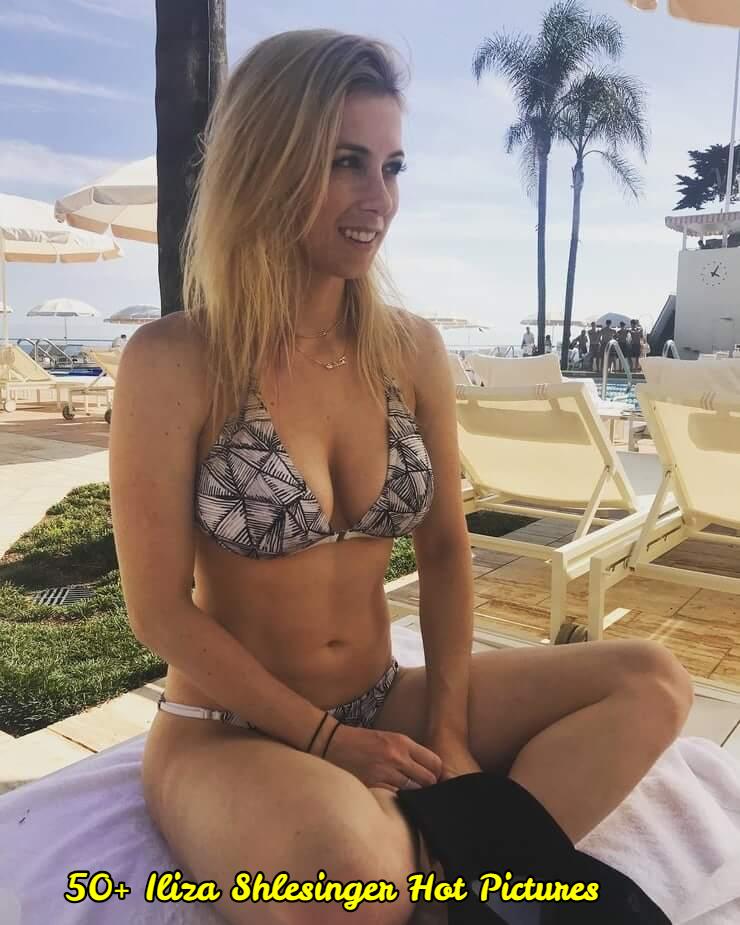 Iliza Shlesinger sexy bikini pic