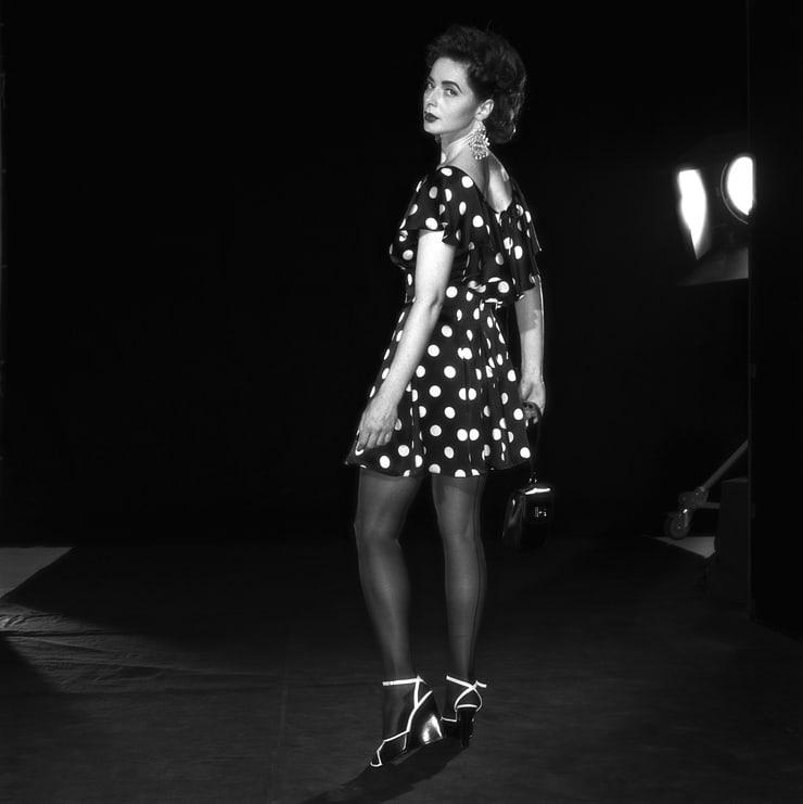 Isabella Rossellini booty