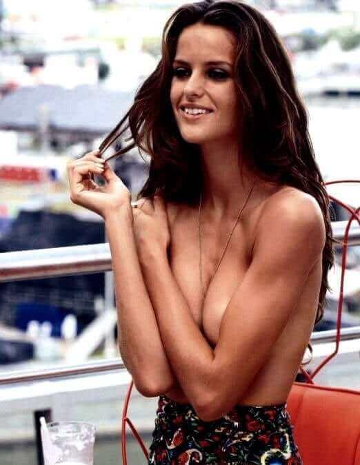 Izabel Goulart hot topless pic