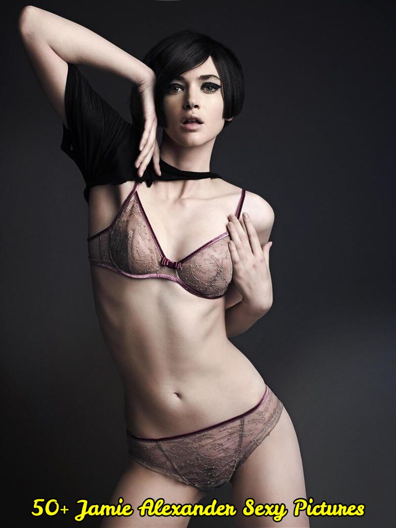 Jamie Alexander bikini pictures