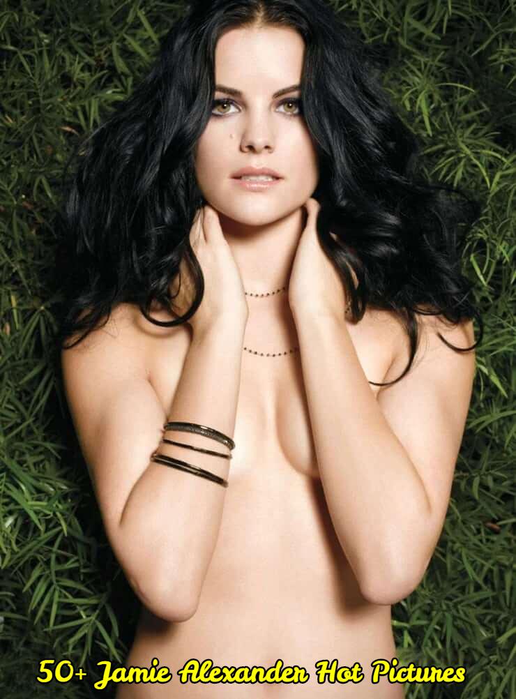 Jamie Alexander topless pictures