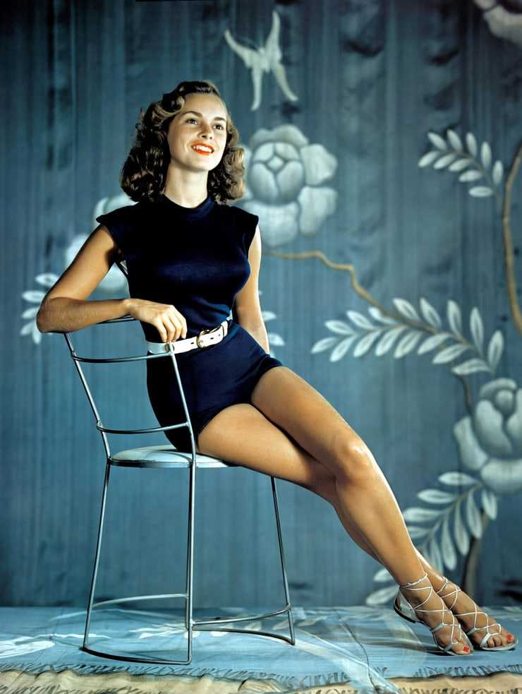 Janet Leigh hot thighs