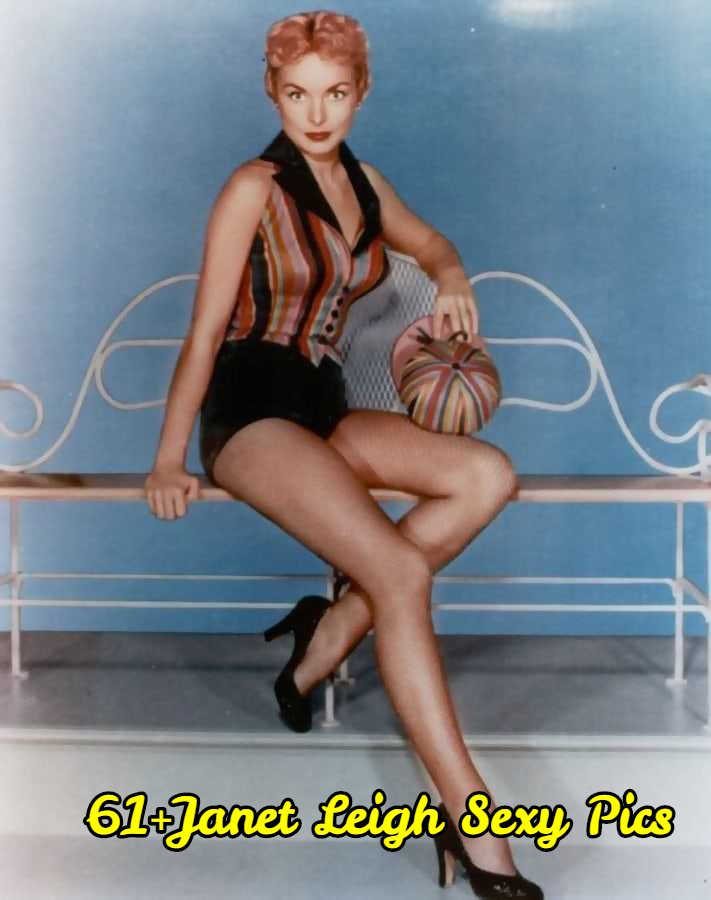 Janet Leigh legs awesome