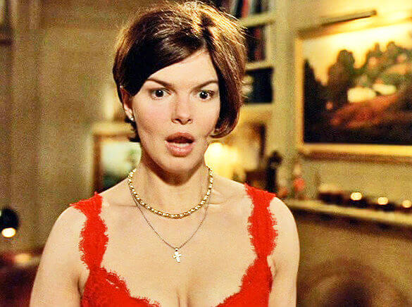Jeanne Tripplehorn sexy look pic