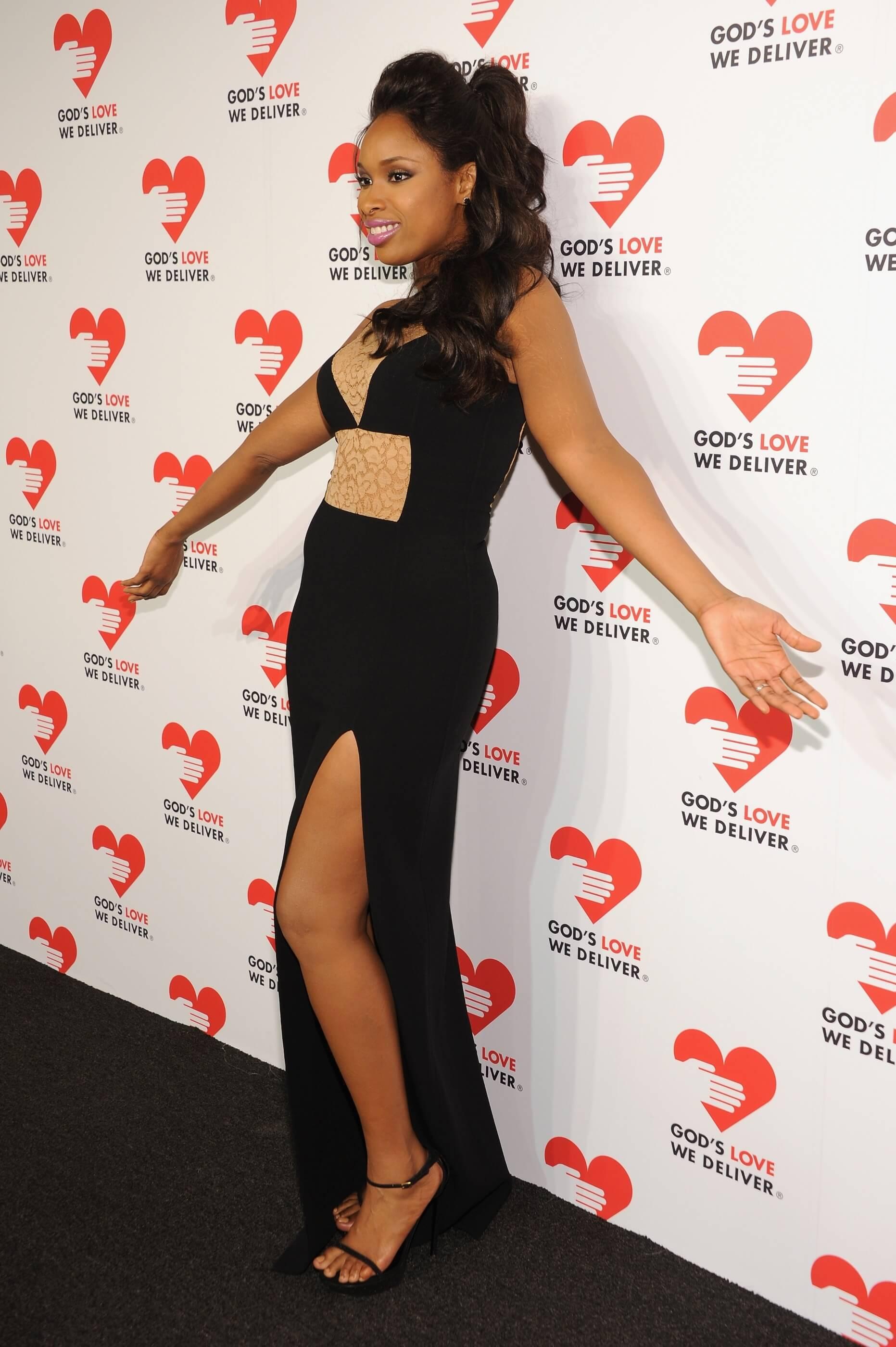 Jennifer Hudson hot side pics