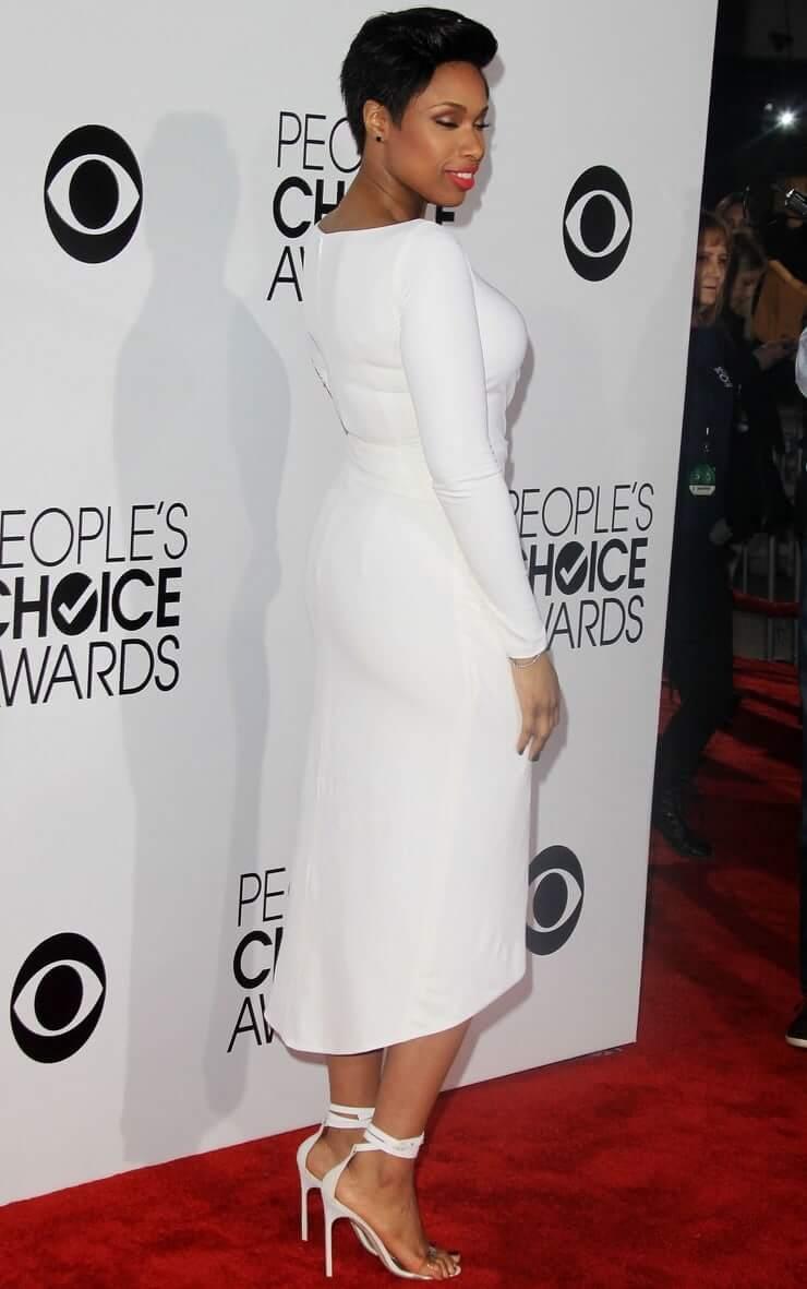 Jennifer Hudson sexy boty
