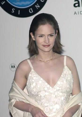Jennifer Jason Leigh sexy cleavage